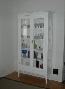 Vitriini - meillä tehty tuote, kuva asiakkaan kotoa.